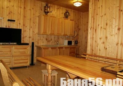 Дом с баней на сутки ПарОк