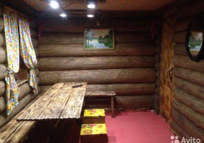 Баня на дровах (на Терешковой)
