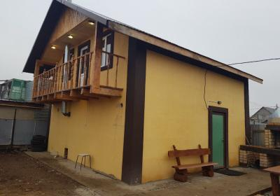 Дом с баней на сутки