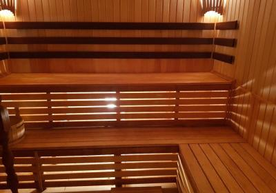 Баня на дровах  новая (Авиагородок)