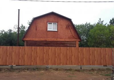 Дом на сутки с баней